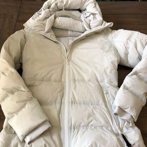 Lululemon sleet to street jacket NWT sz 10 $350 🌲